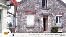 A vendre - Maison/villa - Etampes (91150) - 5 pièces - 105m²
