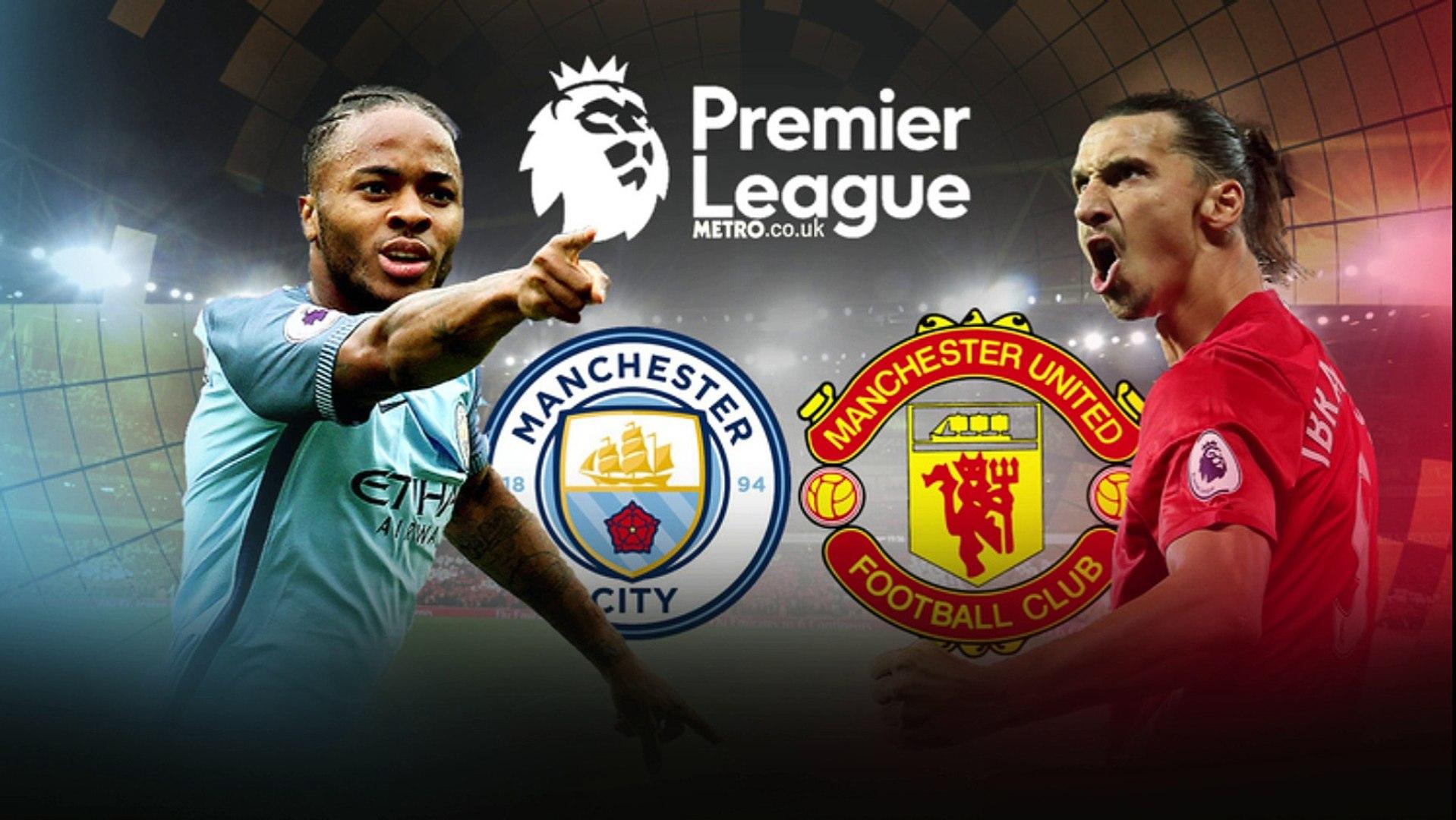 Manchester City vs Manchester United England - Premier League  Vmrk Tv