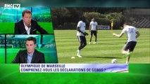 Daniel Riolo se prononce sur la situation de Bafé Gomis