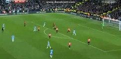 Gabriel Jesus Offside Goal HD - Manchester City 1-0 Manchester United - 27.04.2017 HD