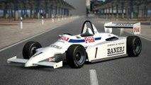 Hommage à Ayrton Senna Niv 2 - Brands Hatch Indy Circuit (80s) - WSR, 1983 Ayrton Senna
