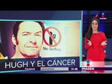 Hugh Jackman sigue en lucha contra el cáncer