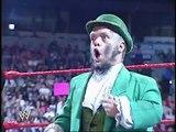 WWE Melina and Hornswoggle segment
