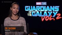 Does the Guardians of the Galaxy Cast Get Intimidated By The Avengers