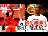 Matt Mitchell NASTY Dunk vs Shareef O'Neal! Tarkanian Classic Raw Highlights