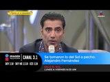 Se tomaron lo del Sol a pecho: Alejandro Fernández