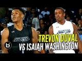 Trevon Duval SHUTS DOWN NEW YORK CITY! 2016 UA Elite 24 Mixtape!!