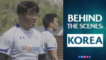 YT Behind the scenes with Korea at the Asia Rugby Championship