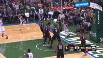 Best of Giannis Antetokounmpo in the Playoffs _ April 27, 2017