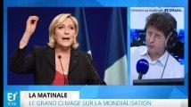 """""""Le programme économique de Marine Le Pen : une équipe de foot composée que de défenseurs"""""""