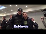 Vasyl Lomachenko Behind The Scenes Not Ready To Be Called Great Yet! EsNews Boxing