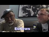 Don Turner Rips Evander Holyfield For James Toney Fight Has Funny Story On Tyson Fight EsNews Boxing