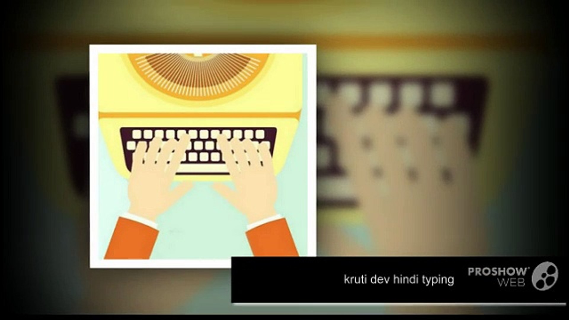 kruti dev hindi typing