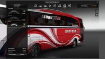 Euro Truck Simulator 2 Bus Mod Mercedes Benz Download - New
