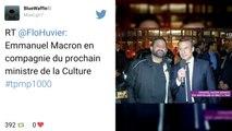 TPMP : La rencontre Hanouna/Macron fait réagir les internautes