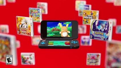 Introducing New Nintendo 2DS XL de