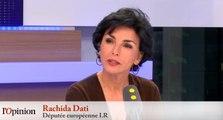 Radida Dati : «Je vais voter Macron mais je suis très inquiète pour la suite»