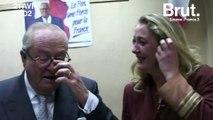 Présidentielle de 2002 : la réaction de Marine Le Pen