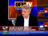 """Télézapping """"Le Monde""""  : EADS vole en plein délit"""