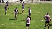 Rugby - Expulsé, il met l'arbitre KO avant de déclencher une bagarre générale