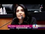 La telenovela de Alejandra Barrales
