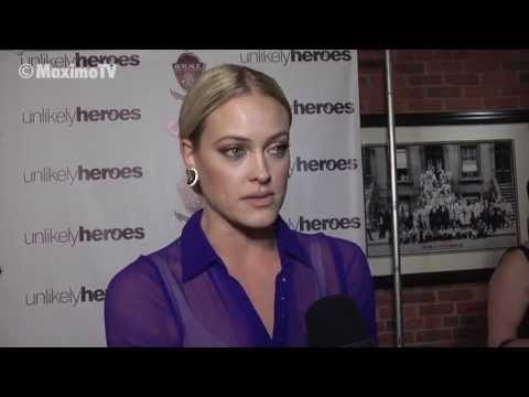 Peta Murgatroyd Interview at Chelsie Hightower and Peta Murgatroyd
