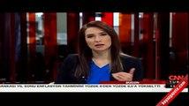CNN Türk spikeri Başak Şengül'ün canlı yayın kazası