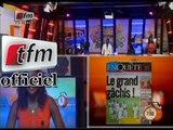 Yeewu Leen - 28 Janvier 2015 - La Une des journaux aprés l'élimination du Sénégal