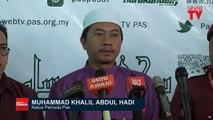 Pimpinan baharu Pemuda Pas gesa Majlis Syura kaji isu PKR