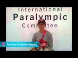Michelle Stilwell - My first video blog, Paralympics 2012
