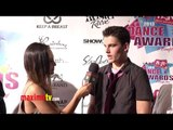 Kenny Holland INTERVIEW at KARtv Dance Awards 2013 at MGM Grand Las Vegas