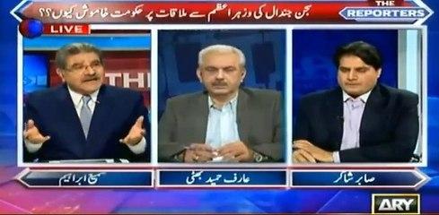 Brilliant Analysis by Sabir Shakir on Nawaz Jindhal Meeting