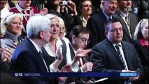Front national : Jean-François Jalkh remplacé à la tête du FN après des déclarations jugées négationnistes