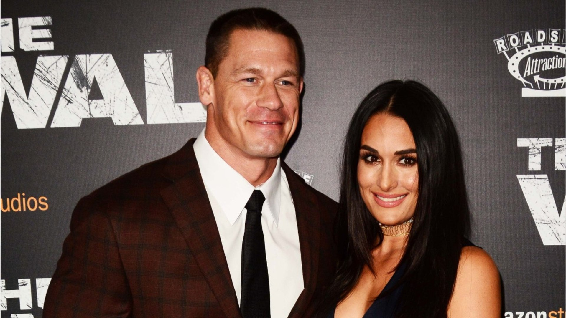EXCLUSIVE: Nikki Bella Gets Emotional as Fiance John Cena Gushes Over Wedding Plans
