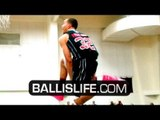 Glenn Robinson III Ballislife Dunk Contest CRAZY DUNKS! Anthony January, Gabe York & More!