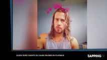 Julien Doré : son playback délirant sur Laura Pausini fait le buzz sur Instagram (photo)