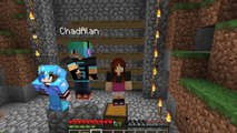 Minecraft Survival Adventure EP16 Easter Egg Hunt! Find the Treasures! Gamer Chad & Audrey