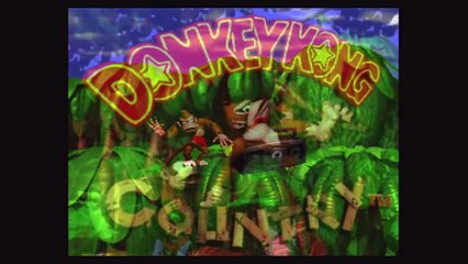 Donkey Kong Country : Trailer Virtual Console