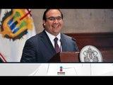 Javier Duarte volvió a sonreír, en exclusiva para Imagen Noticias  | Noticias con Ciro Gómez Leyva
