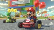 Mario Kart 8 Deluxe - Tráiler con notas para Nintendo Switch