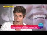 Carlos Baute quiere hacer cine junto a Aislinn Derbez