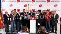 KTV sjell nga Shkupi situatën e një dite pas dhunës në Kuvend
