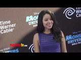 "Cierra Ramirez ""Monsters University"" World Premiere Blue Carpet Arrivals"