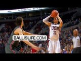 2011 Nike Hoop Summit Game Mix; TOP USA Players Take On TOP World Players!!