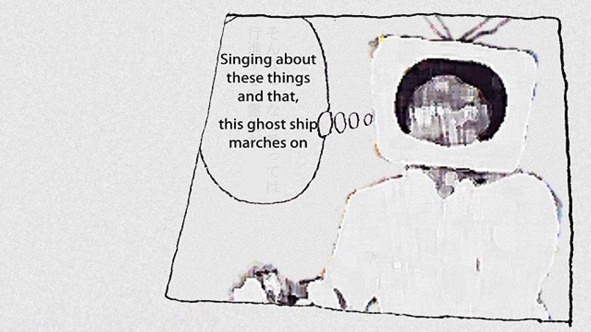 Kenshi Yonezu - Go Go Ghost Ship (ゴーゴー幽霊船)