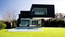 20 Dark and Modern Black Houses-AraQ2Qo