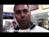 Carlos Balderas is special says Richard Schaefer - EsNews Boxing