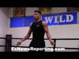 Carlos Balderas ready to turn pro! - EsNews Boxing