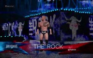 WWE 2k17 John Cena Vs The Rock For WWE Championship Pc Gameplay