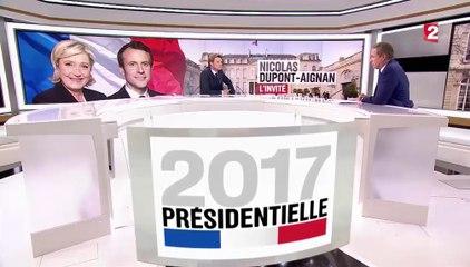 NDA invité du JT de France 2